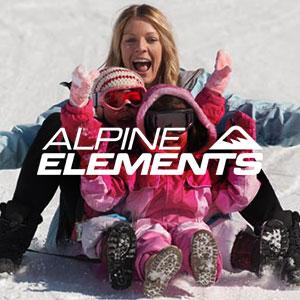 alphine elements logo