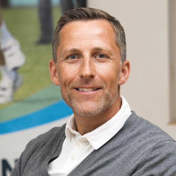 Richard Holmes CEO
